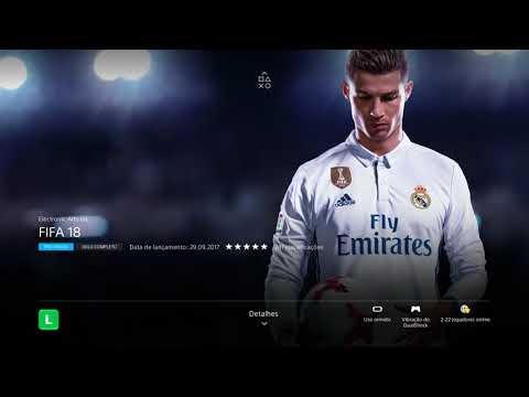 COMO BAIXAR A DEMO DO FIFA 18 NA PSN E NO XBOX !
