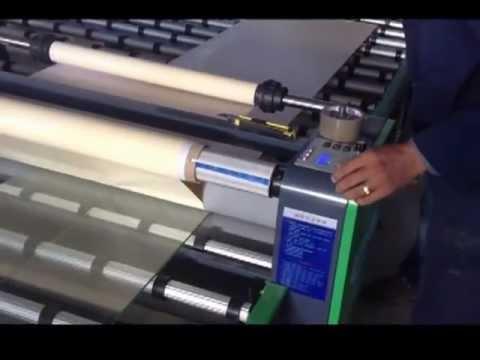 Laminator+Cutting Plotter