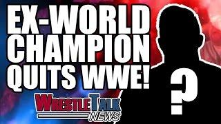"Wrestlemania 33 Match ""Probably"" Off! Ex-World Champion Quits WWE! | WrestleTalk News Mar. 2017"