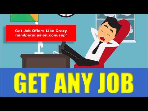Get Any Job - Attract And Manifest Your Dream Job - Subliminal Affirmations