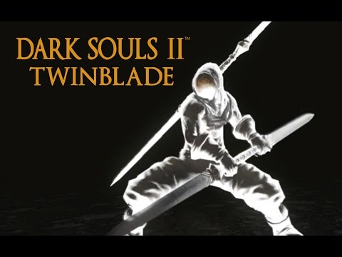 Dark Souls 2 Twinblade Tutorial (dual wielding w/ power stance)