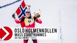 MASS-START HOMMES OSLO HOLMENKOLLEN (24.03.2019)