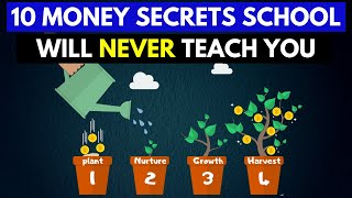 10 Money Secrets You Won