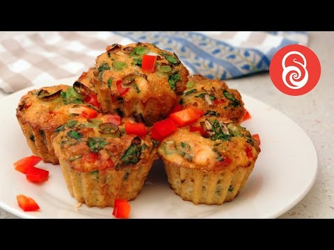 How to make Egg Muffins | Healthy Breakfast