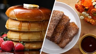 Download Tasty's Top 5 Breakfast Recipes To Make Any Time • Tasty Video