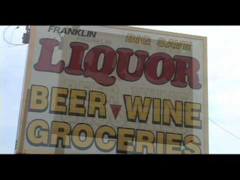 Big Save Liquor Store/ New York Fried Chicken 60s Spot smack yo kids