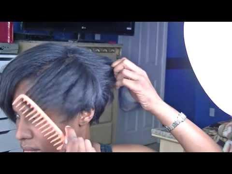 Week 4 of 52 Week Healthy Hair Growth Challenge (Protein Treatment)