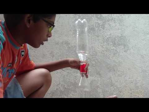 Tornado Tube - science experiment