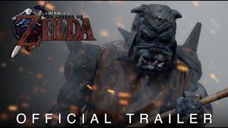 The Legend of ZELDA (2019) Fan Film Theatrical Trailer