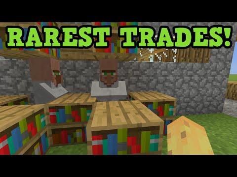 Minecraft Xbox 360 + PS3 Top 5 Rarest Trades
