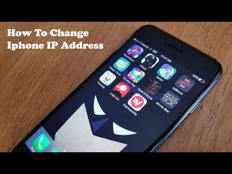 How To Change Iphone IP Address - Fliptroniks.com