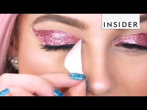 Glitter Tattoo Eyeliner
