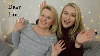 Mum's Telling A Story About My Deaf Life | Jazzy