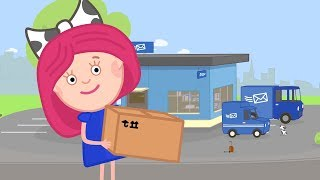 Почта 📬📦 - Смарта и Чудо-сумка