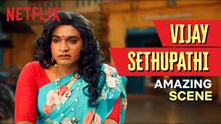 Vijay Sethupathi Amazing Acting Scene | Super Deluxe | Netflix India