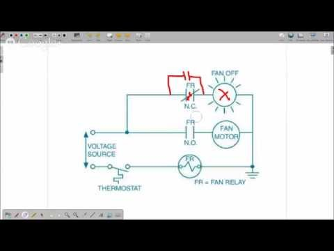 HVAC Training | Schematic Reading Part 6 of 10 | HVAC Training Soltuions