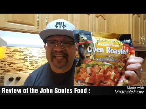 John Soules Foods: Oven Roasted Diced Chicken Breast