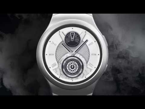 Steam Ship Watch Face for Android Wear and Samsung Gear S2 / S3
