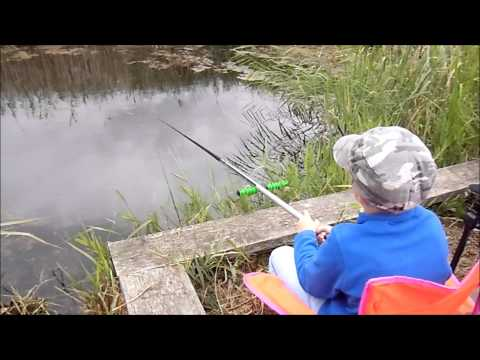 Fishing at Kingfisher Pond (Hull & District Anglers Association)
