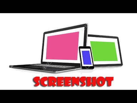 How To Take Screenshot on Mobile, Computer &  Laptop - HD (Hindi)