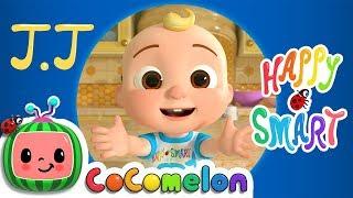 JJ Song   CoCoMelon Nursery Rhymes & Kids Songs