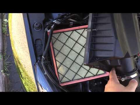 Chevy Cruze 1.4L Turbo Blow Off Valve Sound Airbox Mod