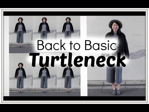 Back to Basic (Turtleneck)