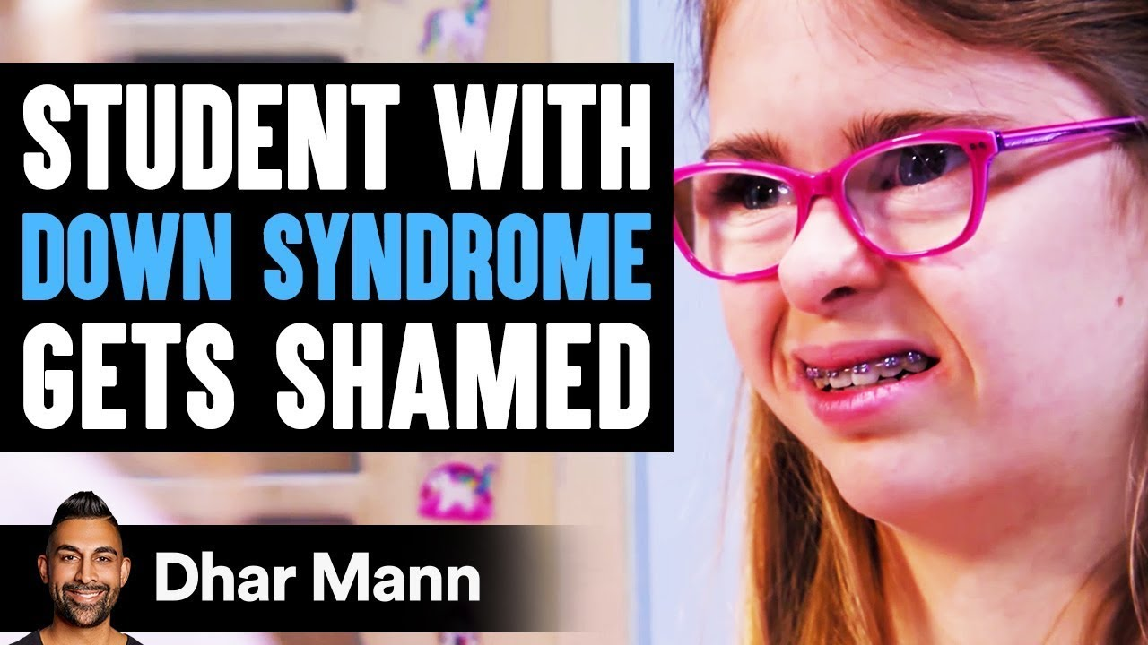 Student With DOWN SYNDROME Gets SHAMED, What Happens Is Shocking | Dhar Mann
