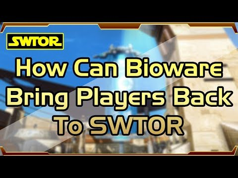 How Can Bioware Bring Players Back To SWTOR