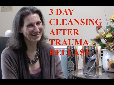 NDT Trauma Release Causes 3 Day Cleansing Reaction, Interview with Lynn Himmelman NDT Master Trainer