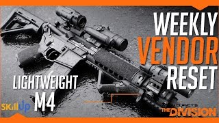 The Division   Weekly Vendor Reset (17th Dec) Feat  Top-Tier