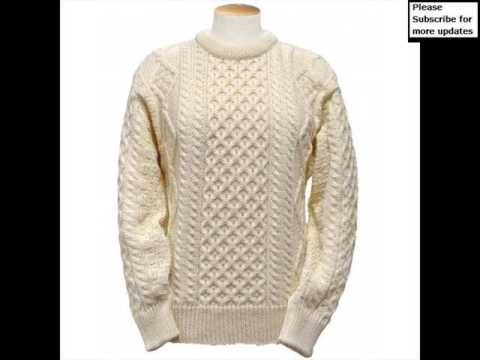 Men's And Women's Wool Sweaters Collection Romance