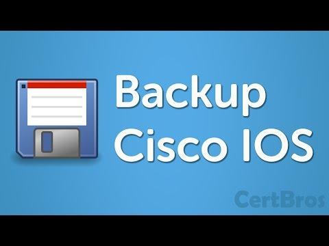 How to Copy Cisco IOS to TFTP Server