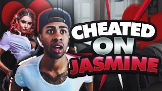PRETTYBOYFREDO EXPOSED!!! GOT CAUGHT CHEATING ON JASMINE!!! (GONE VIOLENT) MUST WATCH!!