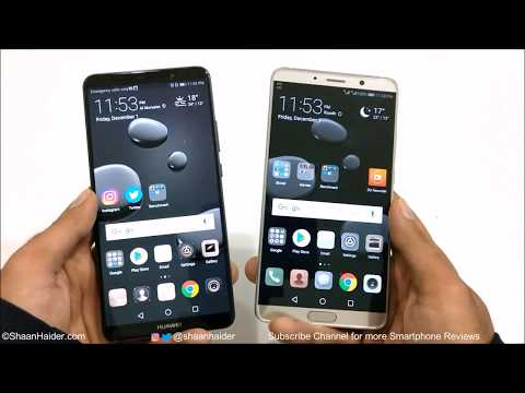 Huawei Mate 10 vs Mate 10 Pro - Which One is Better and You Should Buy?