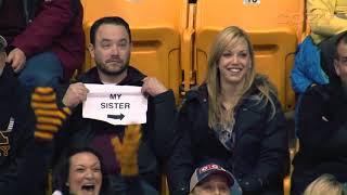 25 FUNNIEST KISS CAM MOMENTS