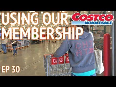 COSTCO MEMBERSHIP IN ACTION - Shopping, Gas & Propane