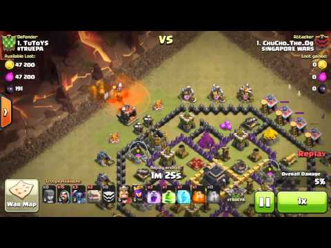 Clash of clan glitch spell factory