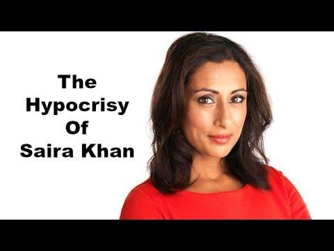 The Hypocrisy of Saira Khan