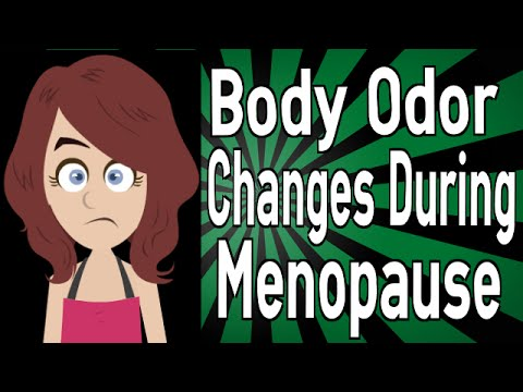 Body Odor Changes During Menopause