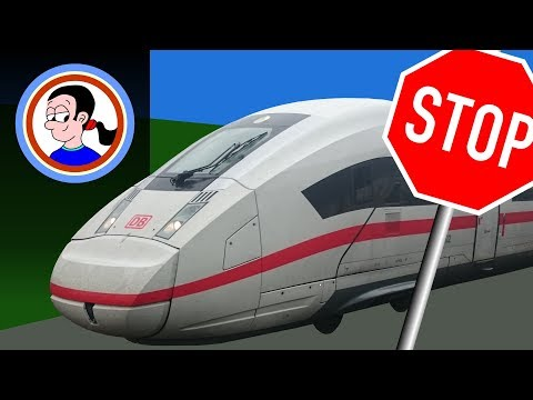 The great train embarrassment