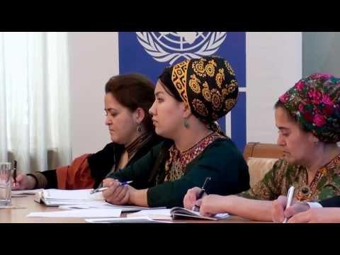 UNDP helps CEC of Turkmenistan to develop training strategy (in Russian)