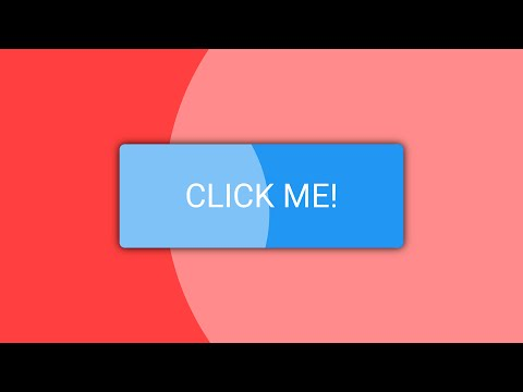 Google-like BUTTON RIPPLE EFFECT in Pure CSS & JavaScript Tutorial
