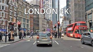 London 4K - London Skyscraper District