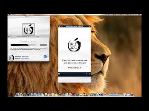 How to Jailbreak iOS 7.1.2 , 7.x.x your iPhone 5S,5C 4S,4,iPod Touch 5 & iPad Mini 2, Air 3,4