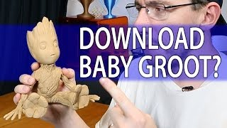 Can You Still Download Baby Groot For Free?
