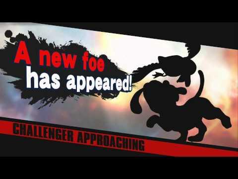 Super Smash Bros Wii U - How to Unlock the Duck Hunt Arena - Solo Cruel Smash Gameplay
