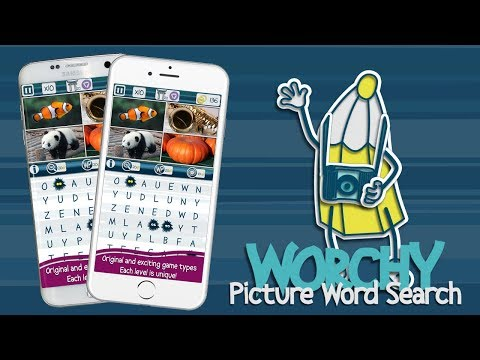 Worchy! Picture Word Search - Trailer
