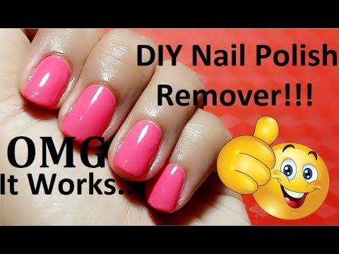 DIY Nail Polish Remover   How To Make Nail Polish Remover At Home   by amazingbeauty