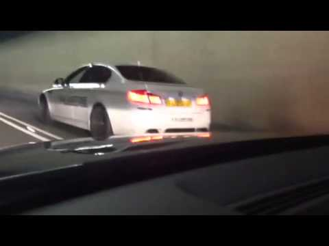 F10 M5 Remap to make loud exhaust snap crackle and pop on over run by BWchiptune